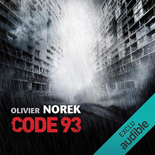 Code 93 audiobook cover art