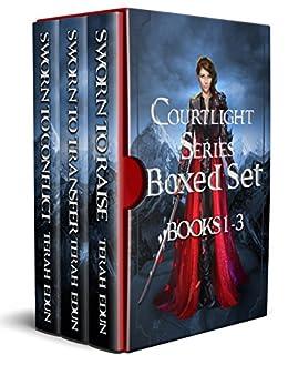 Courtlight Series Boxed Set (Books 1, 2, 3) (Courtlight Boxed Set Series) by [Terah Edun]