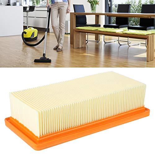 Oreilet Filtro de aspiradora, Suministros de Limpieza de Alta eficiencia de filtración, para aspiradora Karcher AD3.200