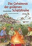 Das Geheimnis der goldenen Schatztruhe: Ein Ferienabenteuer zwischen Schwäbisch Gmünd, Schwäbisch Hall und Rothenburg ob der Tauber
