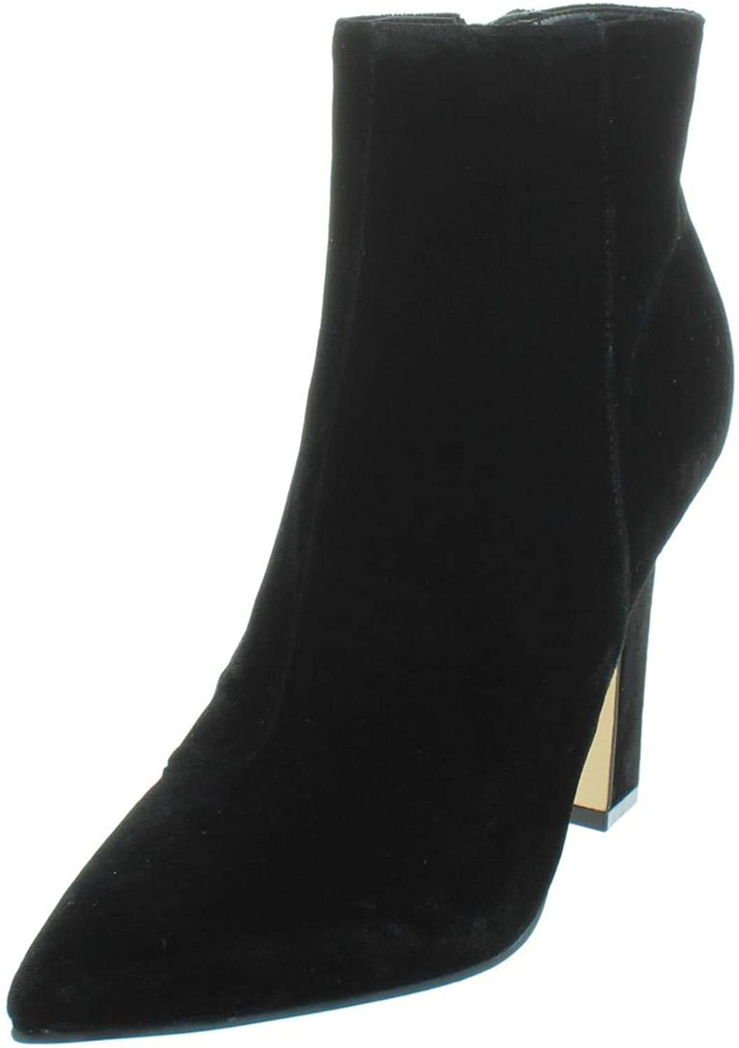 Marc Fisher Womens Mayae Suede High Booties
