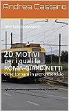 20 motivi per cui la Roma-Giardinetti deve tornare in pieno esercizio: Riflessioni, pensieri ed esperienze di Carlo, il Trenino Blu (Studi di Trasporto pubblico)