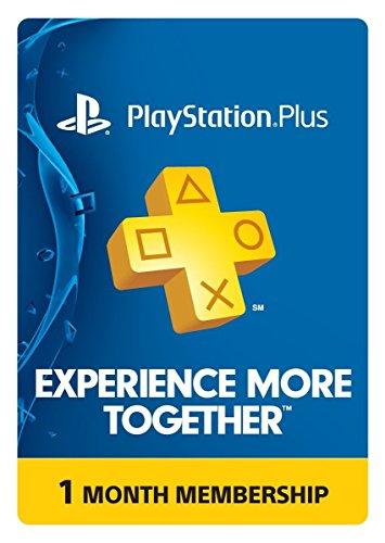 اسعار PlayStation Plus: 1 Month Membership [Digital Code]