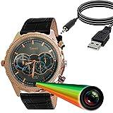 Best Spy Watches - M MHB HD Spy Camera Ladies Wrist Watch Review