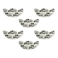 ナール超音波EMS美顔器 小顔ナール(Kogao NARL) 交換用粘着シート 6枚(2枚×3組)