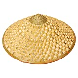 Traditional Chinese handmade bamboo hats for men and women
