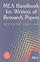 Mla Handbook for Writers of Research Paper