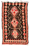 Trendcarpet Alfombra Marroquí Bereber Boucherouite 260 x 150cm