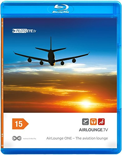AIRLOUNGE One |:| DVD |:| The Lounge-80min Aviation Ambience [Import]