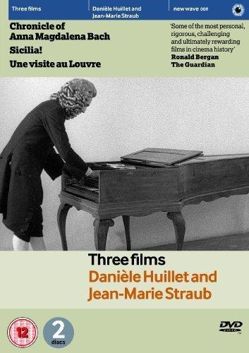Danièle Huillet & Jean-Marie Straub - 3 Film Collection [2 DVDs]