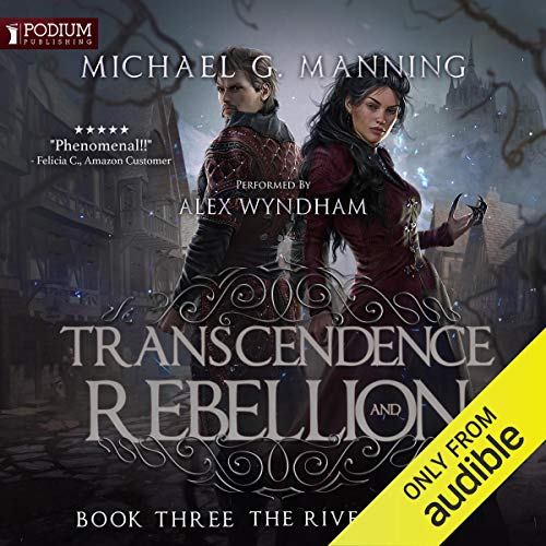 Page de couverture de Transcendence and Rebellion