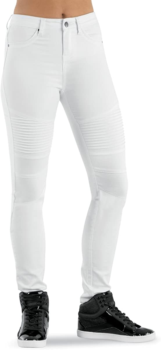 Balera Jeggings Womens Denim Leggings Large discharge sale Max 41% OFF Dance with for Girls Pants