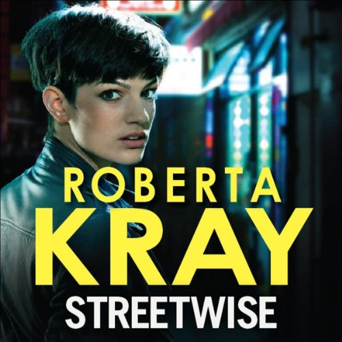 Streetwise audiobook cover art