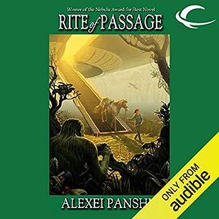 Rite of Passage audiobook cover art