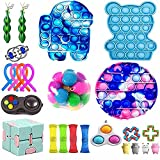 Bubble Sensory Fidget Toy-Autism Besoins spéciaux Anti-Stress,Jouets de...
