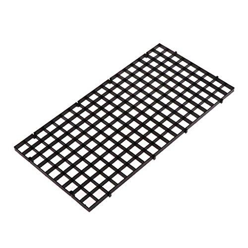 SimpleLife Aquarium Aquarium Isolationsplatte Teiler Filter Patition Board Net Divider