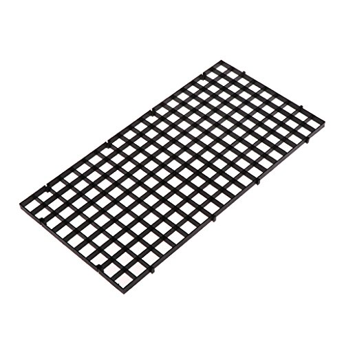 SimpleLife Aquarium Aquarium Isolationsplatte Teiler Filter Patition Board Net Divider
