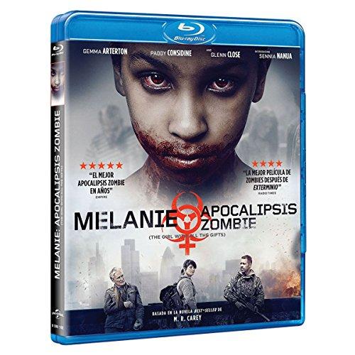 Melanie Apocalipsis Zombie (2016) Blu-ray