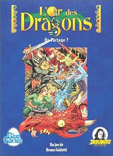 Dragon's or by Eurogames Desvoituretes