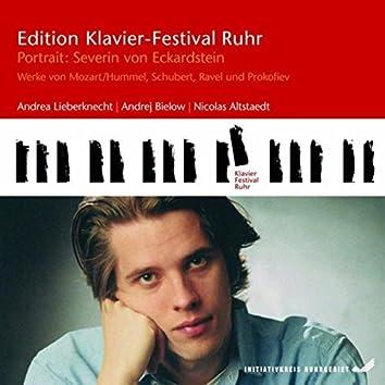 Severin von Eckardstein (Edition Ruhr Piano Festival, Vol. 13) (Live)