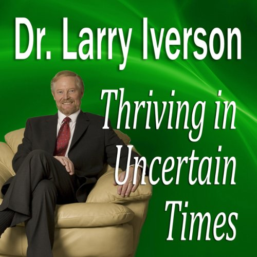 Thriving in Uncertain Times audiobook cover art