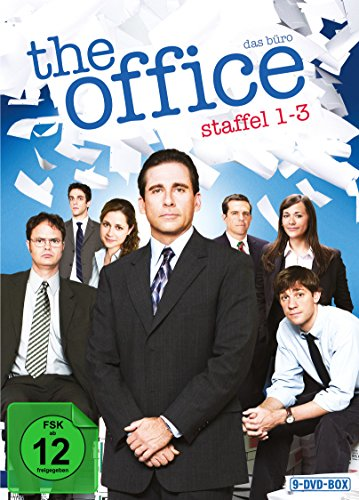 The Office (US) – Das Büro – Staffel 1-3 (9 DVDS)