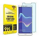 actecom Cristal Templado Protector Pantalla 0.2MM para Huawei Y9 2018