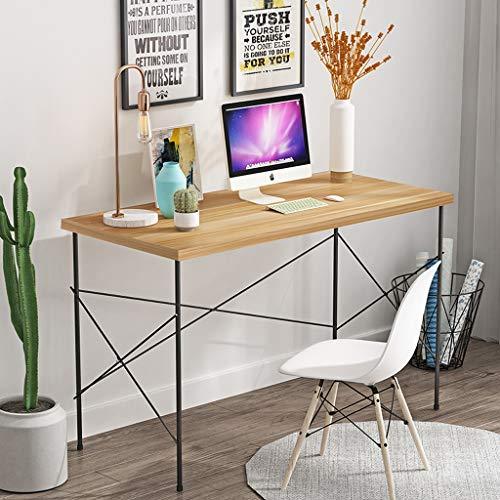 Eenvoudig Computerbureau Desktop Thuis Notebook Bureau Slaapkamer Bureau Eenvoudig Modern Bureau PC Notebook Computer Bureau Werkstation Thuiskantoor Speltafel Keuken Eettafel Badkamer Dressoir