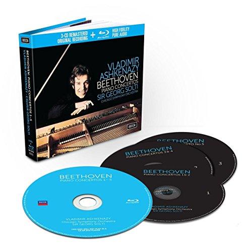 Beethoven: the Piano Concertos (Ltd.Edt.)