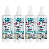 Desinfectante de textiles y tejidos 500ml   PACK DE 4 unidades  ...