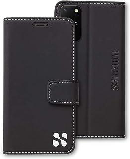 SafeSleeve EMF Protection Anti Radiation Samsung Galaxy Case: Samsung Galaxy S20 Plus RFID EMF Blocking Wallet Cell Phone ...