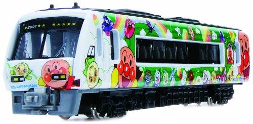 Diamond pet Anpanman train Green DK-7125 (renewal) (japan import)
