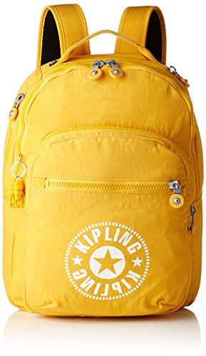 Kipling Clas Seoul Schulrucksack, 25 Liter, Lively Yellow