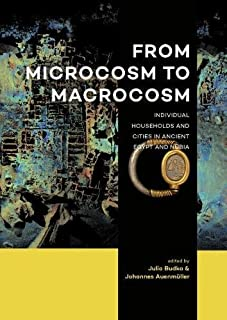 From Microcosm to Macrocosm: Individual Households and Cities in Ancient Egypt and Nubia