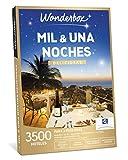 WONDERBOX Caja Regalo día de la Madre - MIL & UNA Noches DELICIOSAS - una Estancia con Diferentes Opciones a Elegir Entre 3.500 hoteles deliciosos para Dos Personas.
