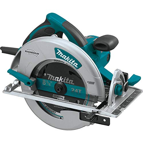 Makita, 5008MGA, Circular Saw, 8-1/4 In. Blade, 5200 Rpm