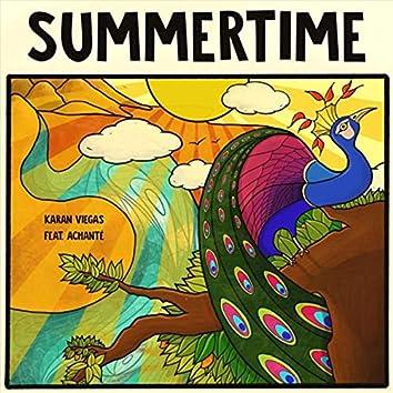 Summertime (feat. Achanté)