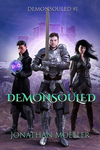 Demonsouled Kindle Edition by Jonathan Moeller  (Author)