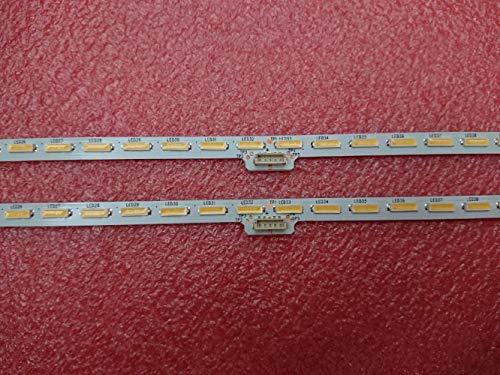 Miwaimao LED Backlight Strip(2) for Sony Sharp KD-55X8505C 55X8507C 55X8500C XBR-55X850C 75.P3C08G001 15A09N SYV5541 YLS_HAN55_7020 HRN55