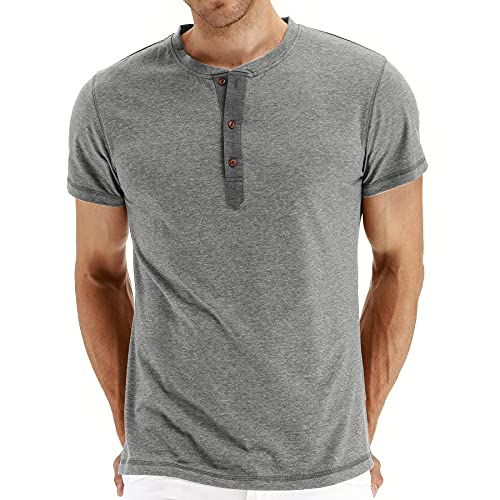 WXDSNH Camiseta para Hombre Manga Corta Informal Transpirable con Personalidad Camisetas De Veranoelo De Secado Rápido para Hombre Fitness Al Aire Libre Correr Deportes Ocio Verano