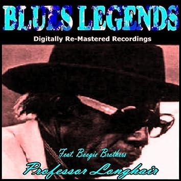 Blues Legends (Pres. Professor Longhair)