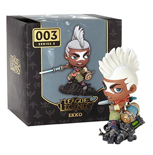 Riot Games Unisex League of Legends Official Figure, Ekko, One Size
