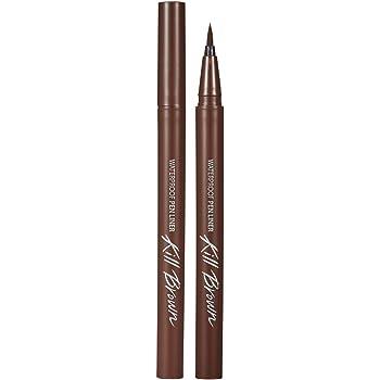 CLIO Waterproof Eye Liner (Pen Liner, Pen_Cacao Brown)