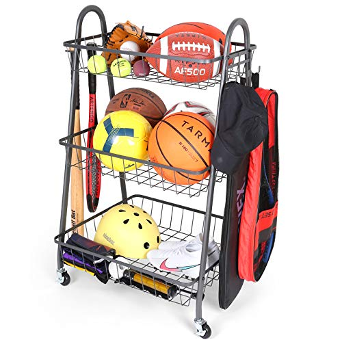 Sports Equipment Storage , Garage Storage System,...