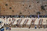Israel,El Muro de las lamentaciones de Jerusalén 1000 Pieza de Rompecabezas Juego de Puzzle de obras de Arte para Adultos,actividades para Adultos y Niños Juegos Educativos en la Decoración del Hogar