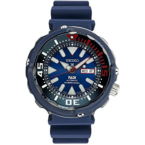 Seiko Men's Prospex Padi Special Edition Automatic Diver Watch