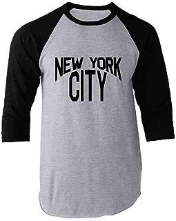 new york city baseball tee