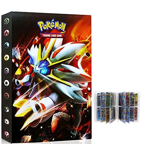 Pokemon Collection Handbook Trading Card Album GX EX TCG Game Card Professional Collection 240 Card...