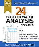 24 Bottled Water Analysis Reports (The Truth About Bottled Water Book 2) (English Edition)