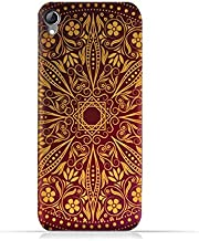 Infinix Hot Note X551 TPU Silicone Protective Case with Floral Pattern 1201